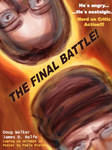 AVGN VS NC Final Battle Poster