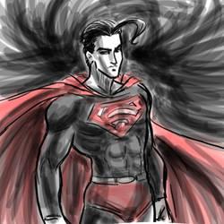 Last Son of Krypton by OptimusPraino