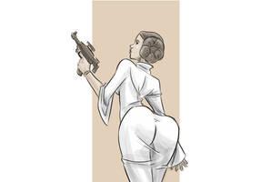 Leia by OptimusPraino