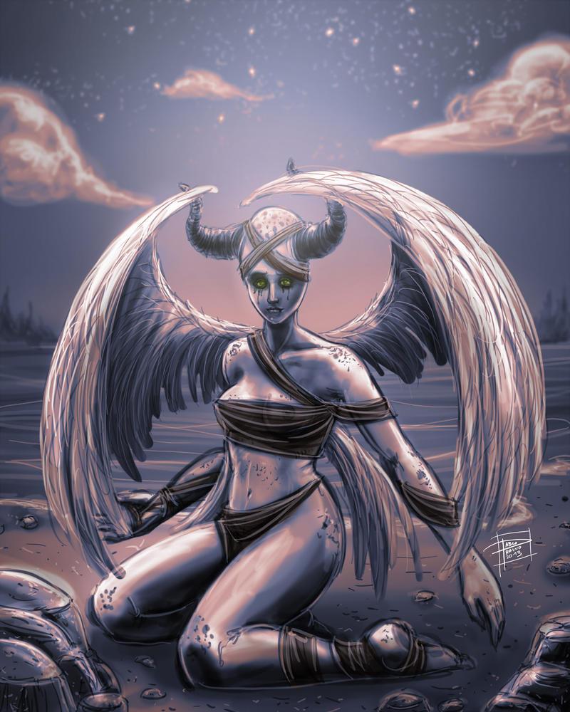 Angel by OptimusPraino
