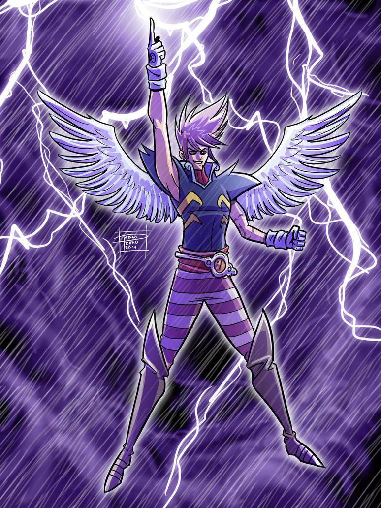 Mad Hawk by OptimusPraino