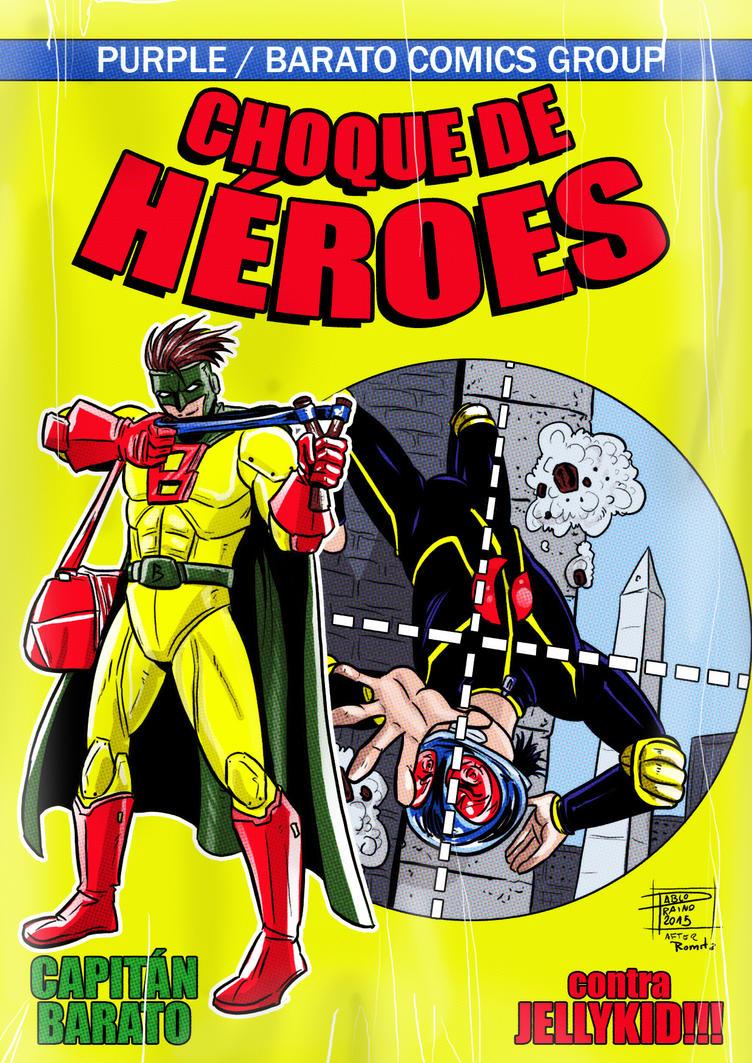 Clash of Heroes by OptimusPraino
