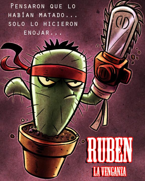 Ruben Revenge by OptimusPraino
