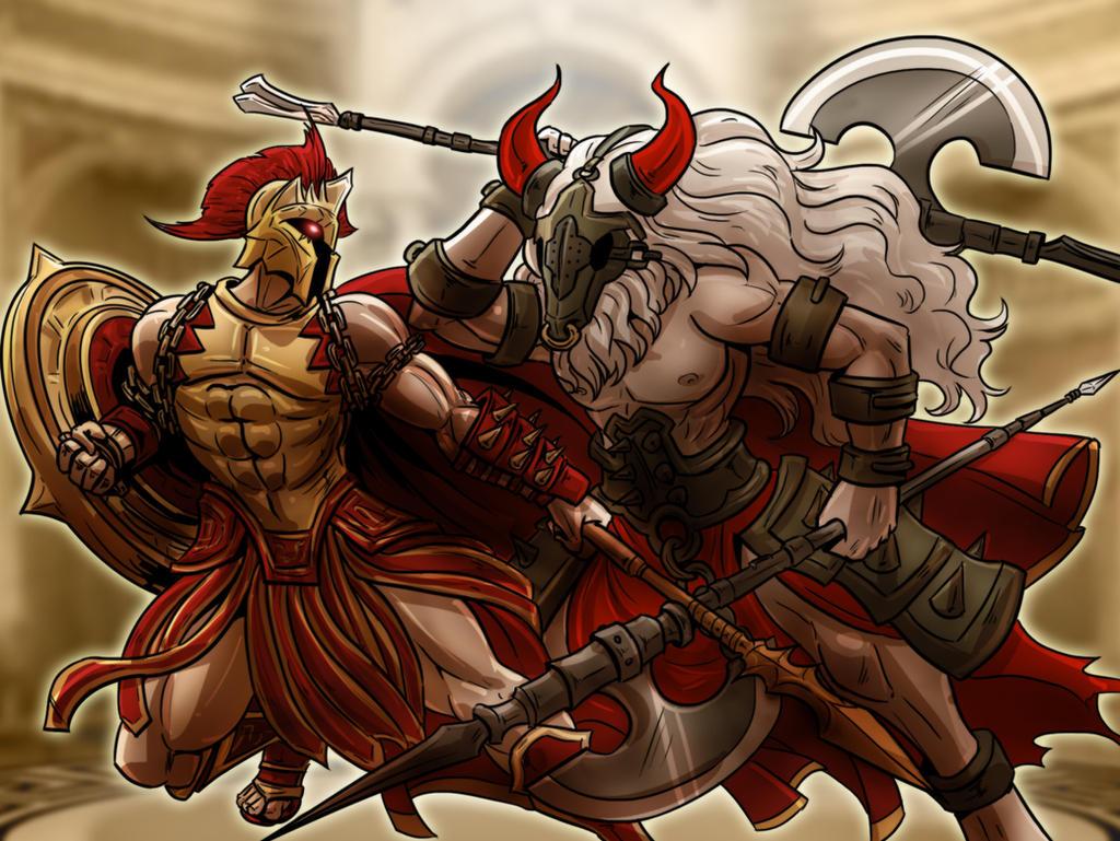 Duel of Fates by OptimusPraino