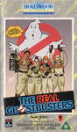 The New Real Ghostbusters VHS