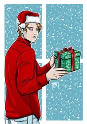 Secret Santa by OptimusPraino