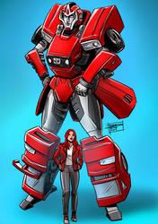 Autobot Redline