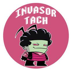 Invader Tach