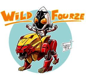 Wild Fourze