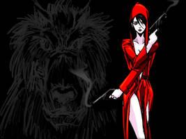 Red Riding Hood by OptimusPraino