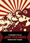 Porpagande Russian Mario