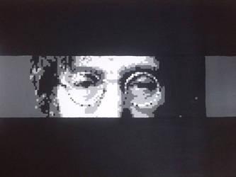 John Lennon by Negroud