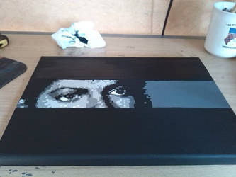 Michael Jackson by Negroud