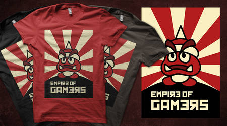 Empire of Gamers by Negroud