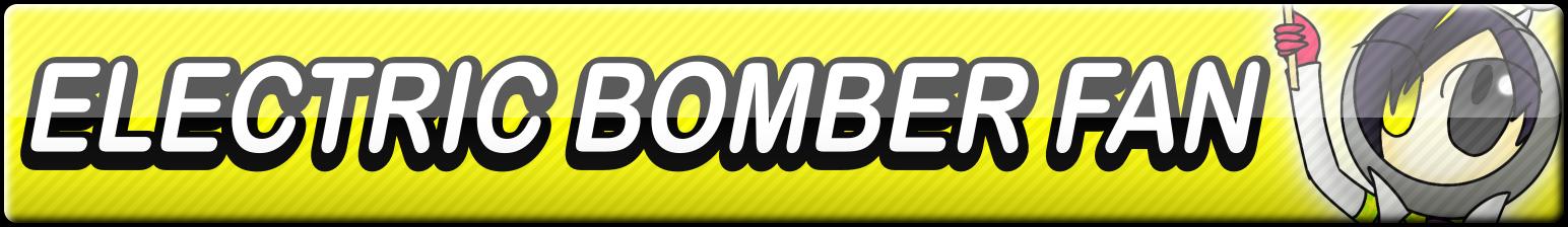 Electric Bomber Fan Button by Dan4rescue
