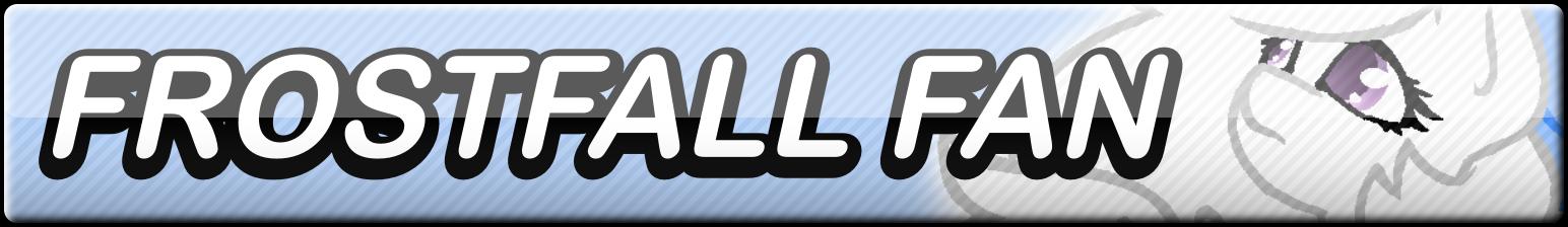 Frostfall Fan Button by Dan4rescue