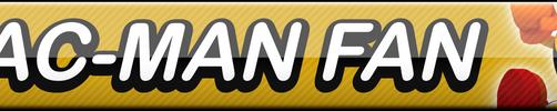 Pac-Man Fan Button by Dan4rescue