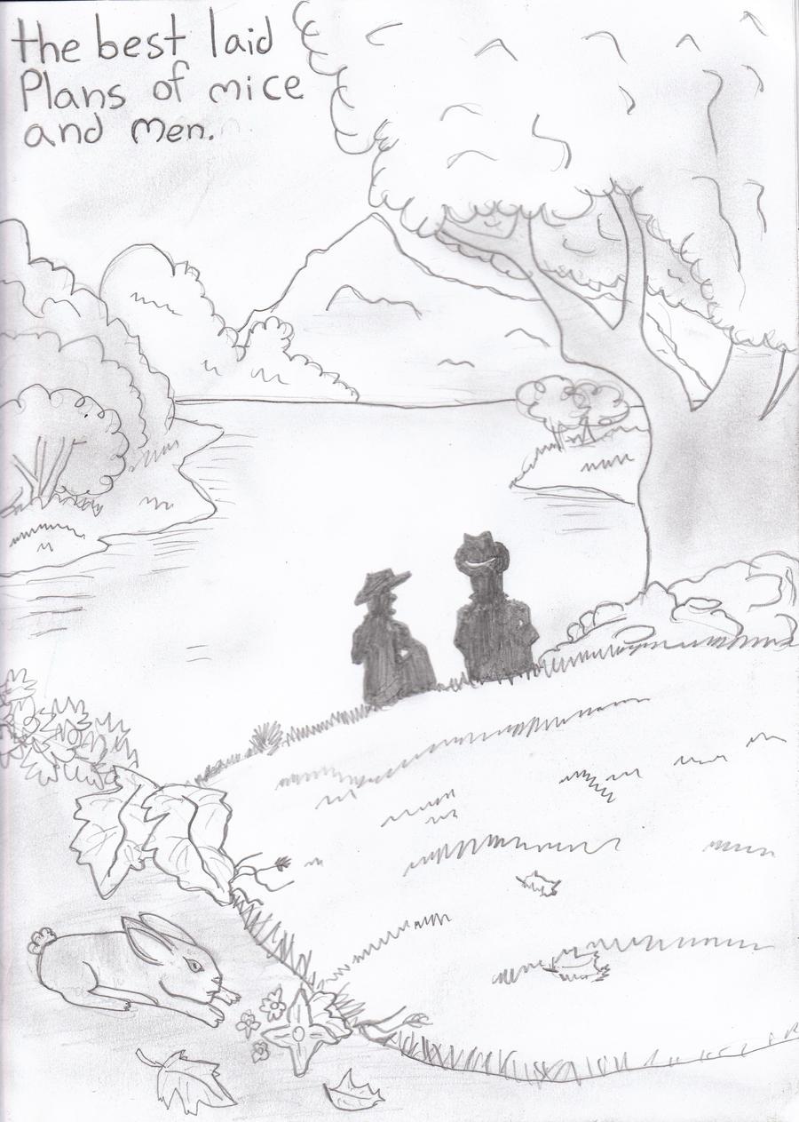 Of Mice And Men by o-Rainpelt-o on DeviantArt