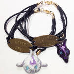 Leauge of Legends - Kindred couple bracelets