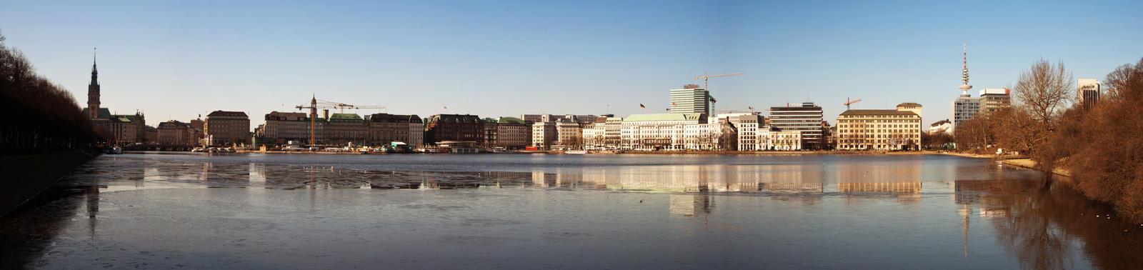Hamburg Binnenalster V. 1.0