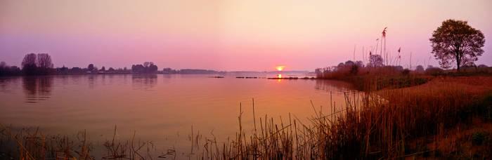 Elbmarsch Sunrise