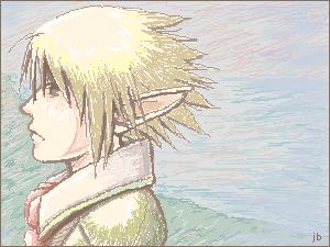 L2 elf by yuresis