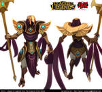 League of Legends: Azir, The Emperor of the Sands
