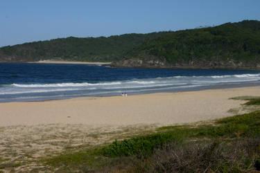 Lizzy beach 1