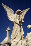 Angel Statue - full length