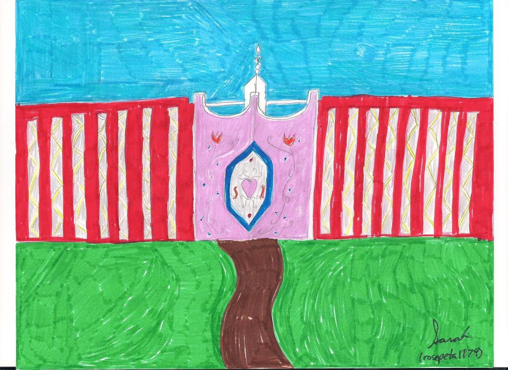 Gate To My Secret Garden by rosepetal179