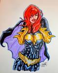 Batgirl- Barbara Gordon