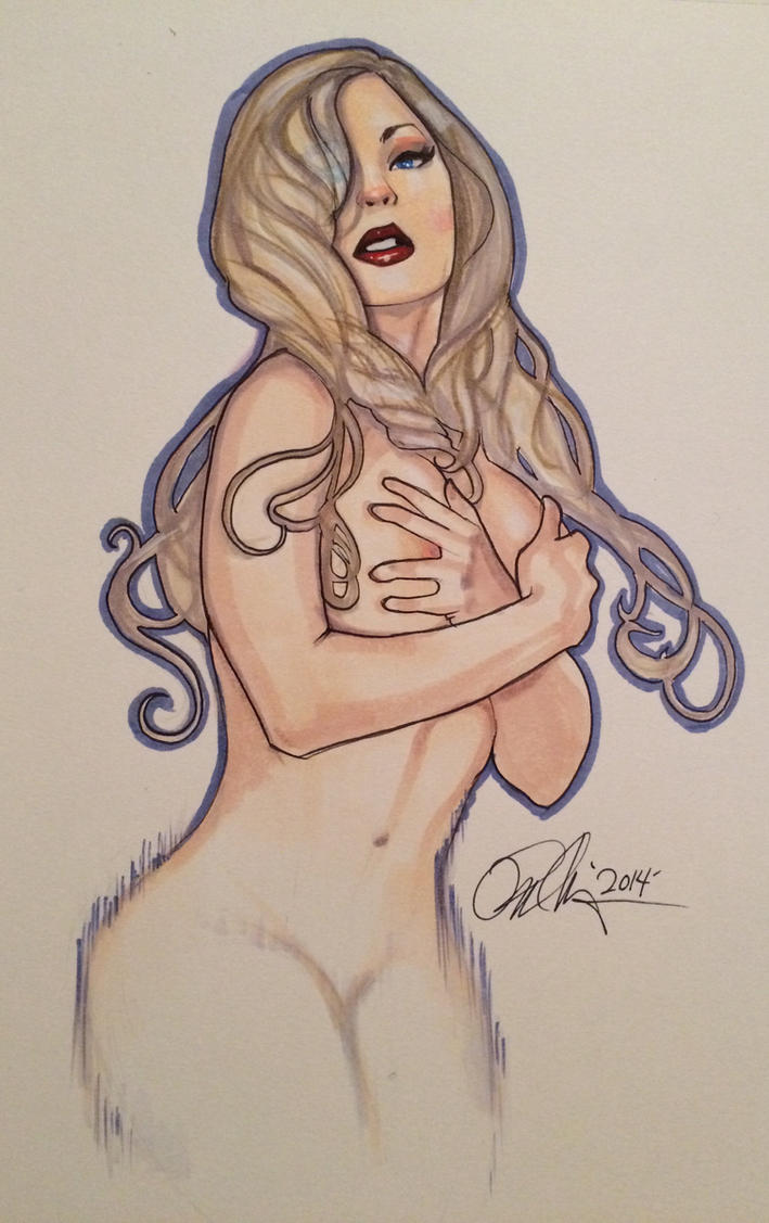 Invisible Woman by Rvalenzuela80
