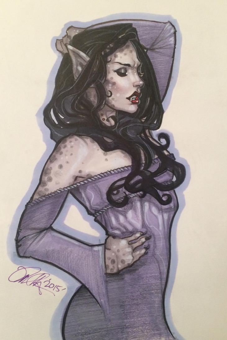 Vampire Queen by Rvalenzuela80