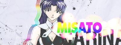 Misato by xM3Wx