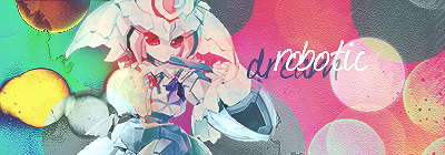 Robotic Dream by xM3Wx