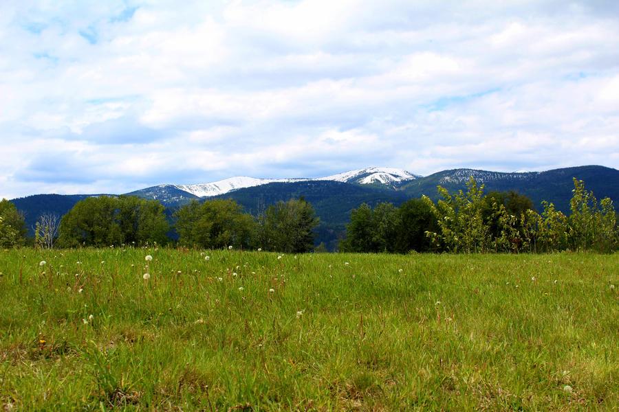 Sandpoint Idaho Background by Valarian-Warrior