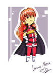 Chibi invasion 7- Lina by TheOtherShiroki