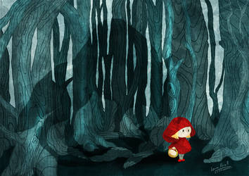 Red Riding Hood by TheOtherShiroki
