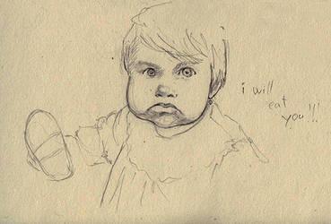 Baby me by TheOtherShiroki