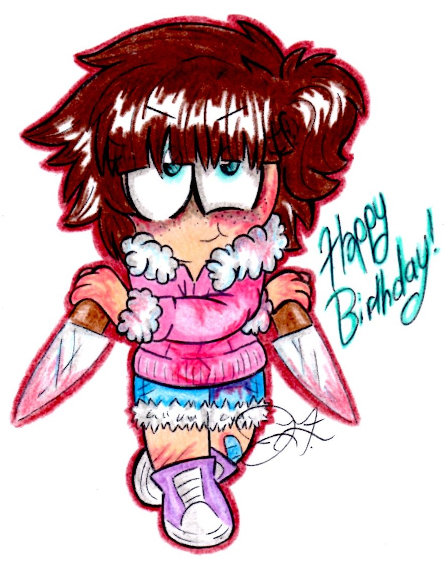 {{Happy Birthday!}} by Ask-Kimikko-Jay