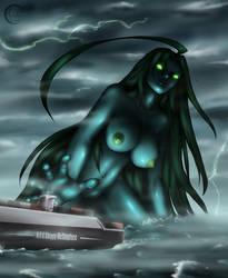 Marina Storm commission by Astatos-Luna