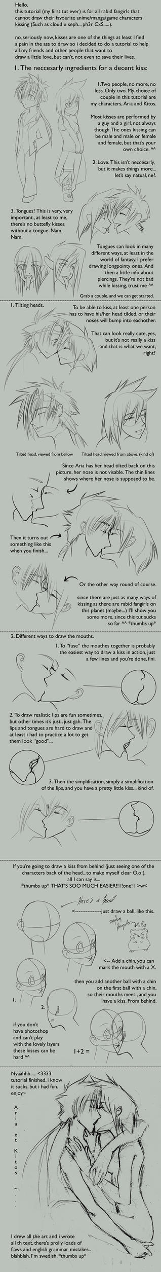 kiss tutorial by Uzlo
