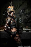 Major von Thalhofen - II by Wasteland-Warriors