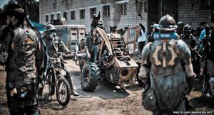 Deployment - I by Wasteland-Warriors