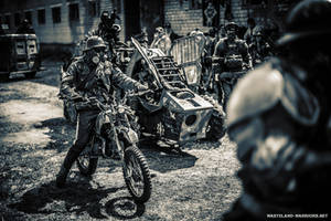 Deployment - II by Wasteland-Warriors