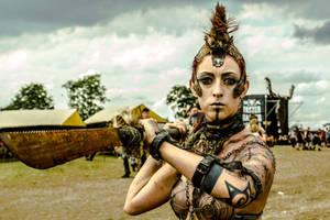 Dominatrice @WACKEN 2013 by Wasteland-Warriors