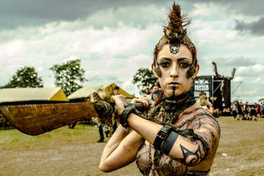Dominatrice @WACKEN 2013 by Wasteland-Warriors