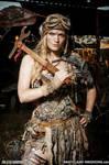 Wastelander Portraits: Lizzie