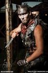 Wastelander Portraits: Specter