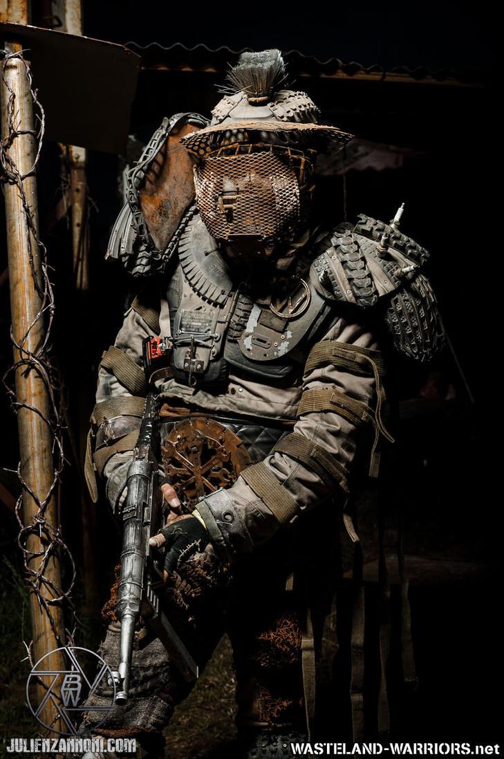 Wastelander Portraits: Anvil by Wasteland-Warriors